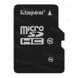 Paměťová karta microSDHC
