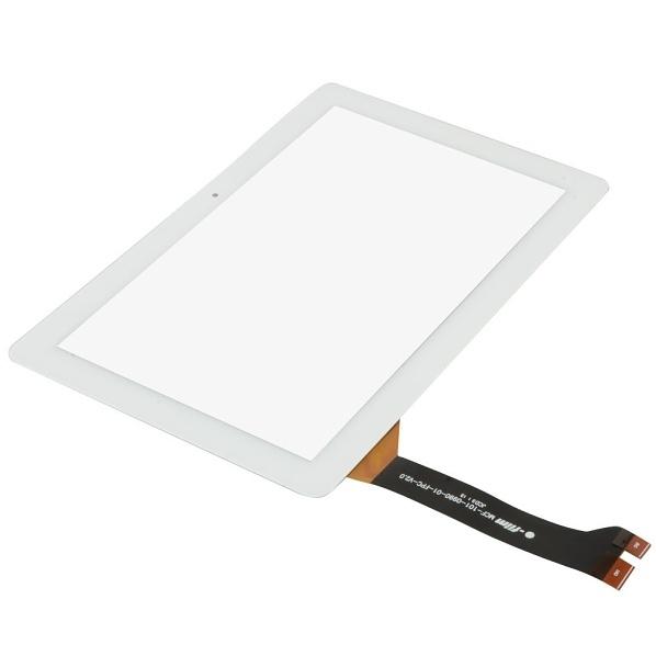 Asus MemoPad 10 ME102A - dotykové sklo Bílá + DOPRAVA ZDARMA