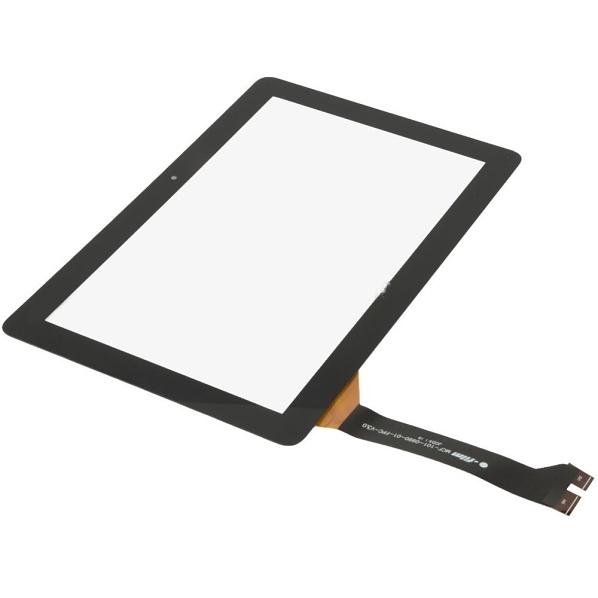 Asus MemoPad 10 ME102A - dotykové sklo Černá + DOPRAVA ZDARMA