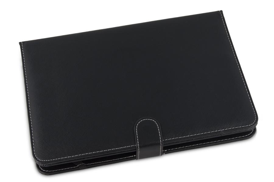 """Univerzální kožené pouzdro s USB klávesnicí 9,7"""" tablet USB + DOPRAVA ZDARMA"""